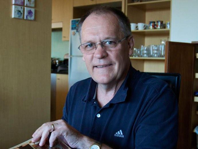Paul Summerhayes