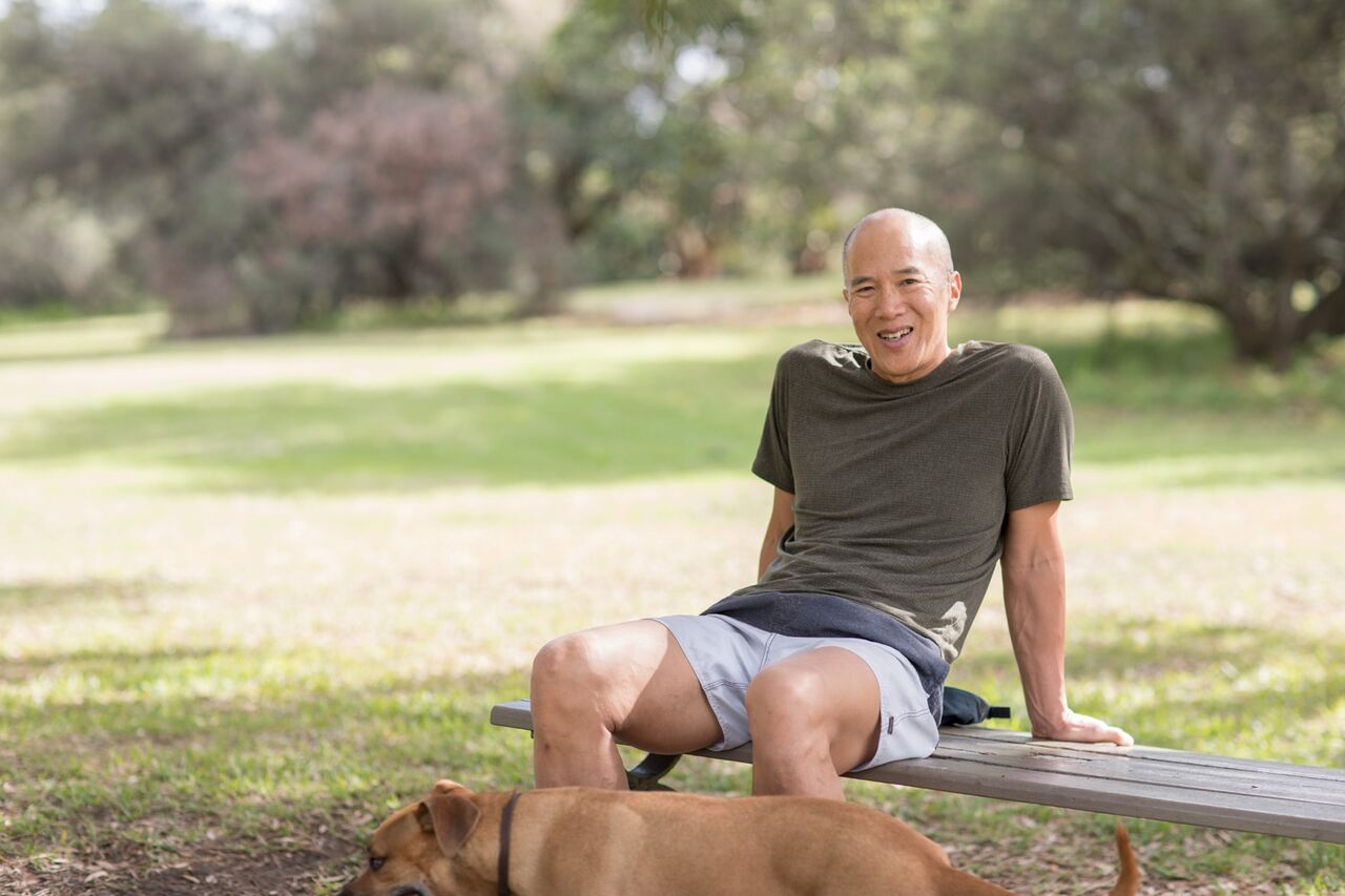 Charlie Teo will run with Team Charlie in the 2018 City2Surf. Image supplied.