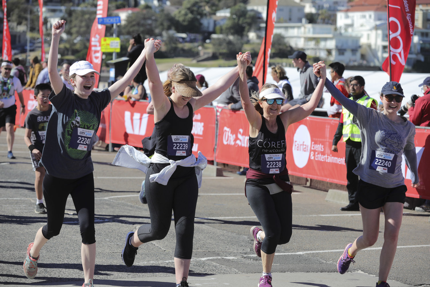 Team Packages — The Sun-Herald City2Surf presented by Westpac