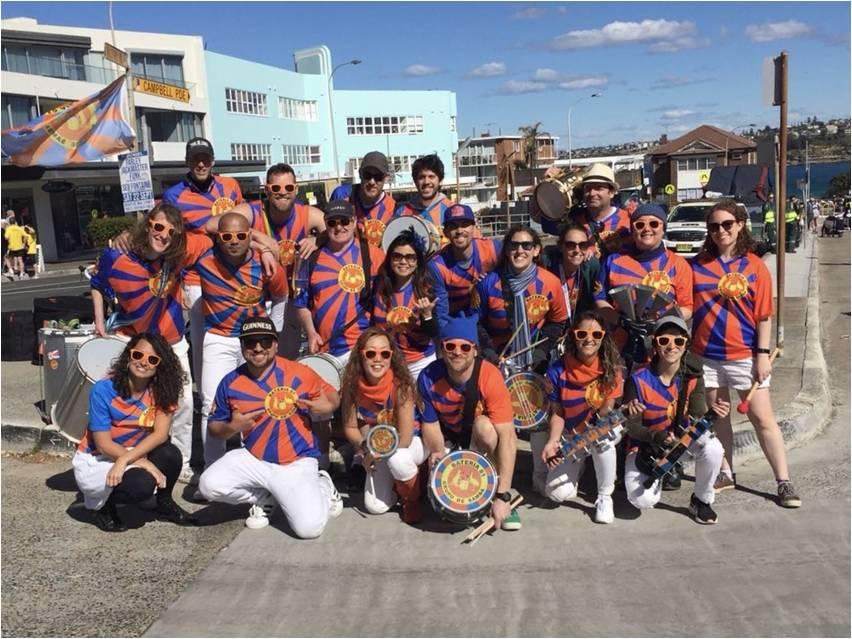 20E: Latin America Festival & Bateria 61