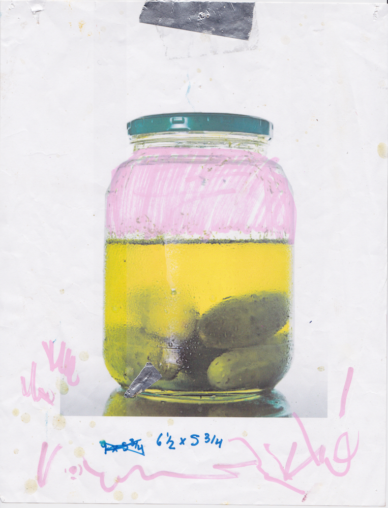 Pickle Jar Printed 2014 Scanned 2017