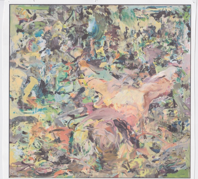 Cecily Brown   Printed 2015 Scanned October 2018