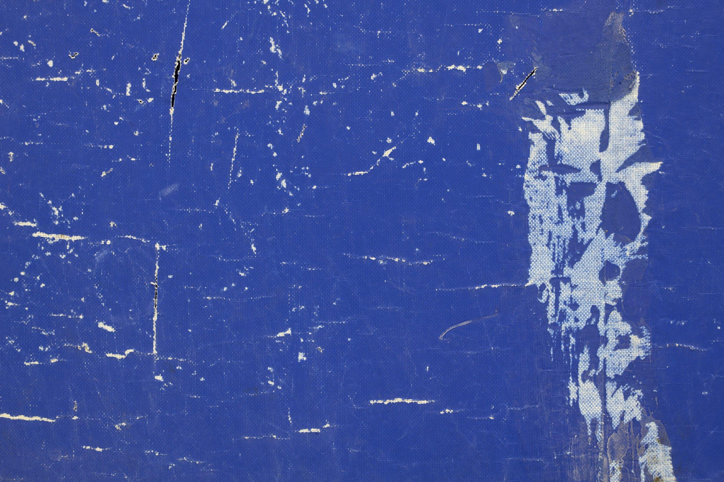 The Ocean (blue), 2019— detail