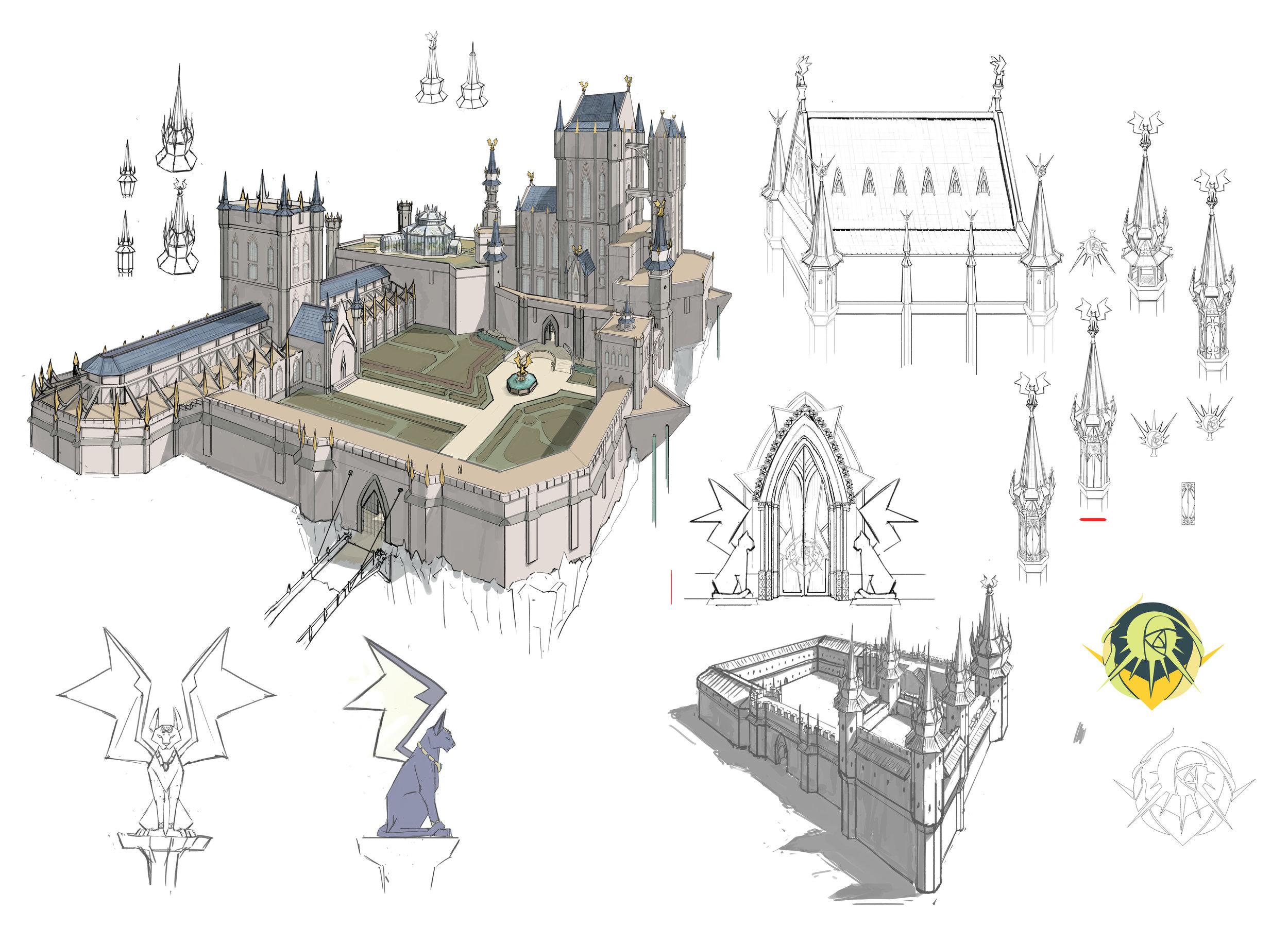Project: Rumple, Duke's castle