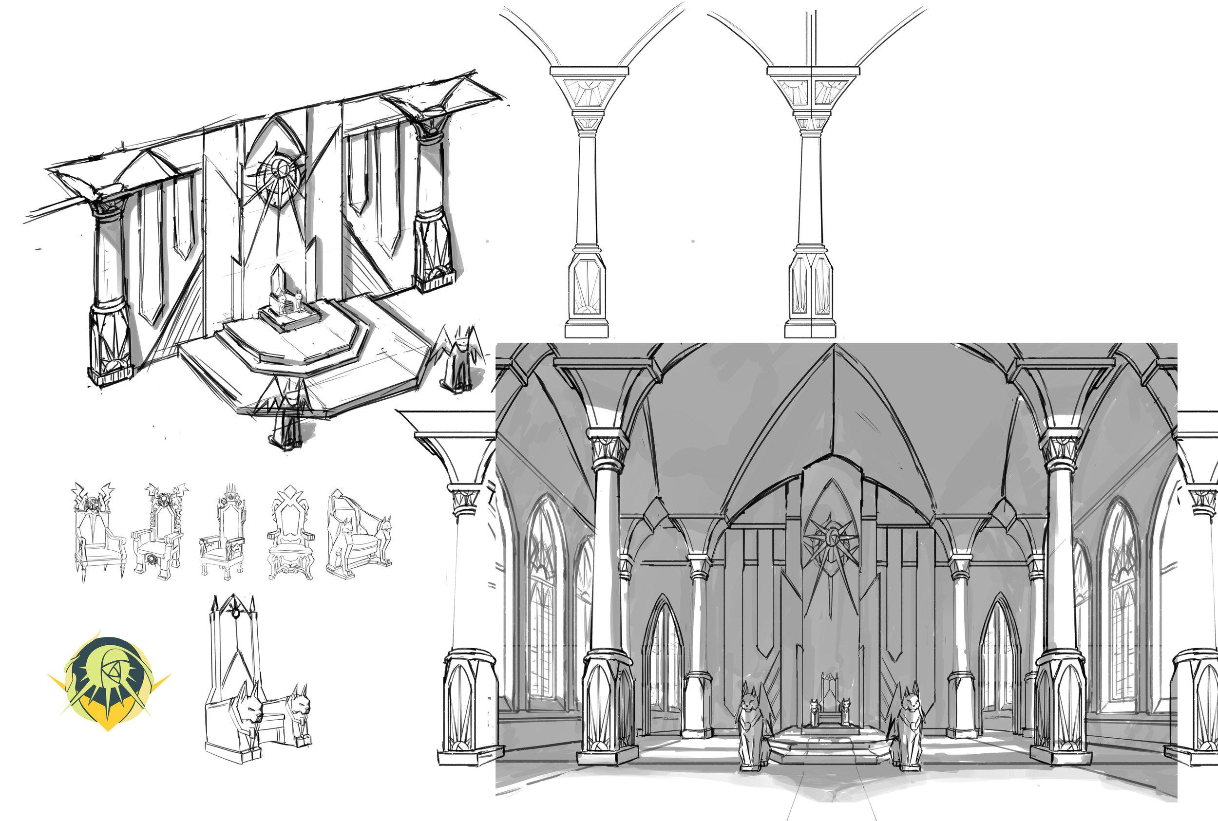 Project: Rumple, Hall