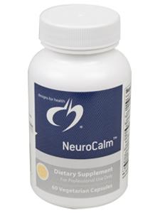 NeuroCalm:     Calm Happy      Vitamin B-6 2.5mg, Vitamin B-12 1000mcg (as Methylcobalamin), Magnesium 75mg, Inositol 400mg, Taurine 300mg, German Chamomile 200mg, GABA gamma-Aminobutyric acid 100mg, L-Theanine 100mg, 5-HTP 50mg, Phosphatidylserine 50mg    *Found in HAPPY PACK * CALM HAPPYPACK * CALM HAPPY FOCUSED PACK