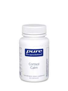The Cortisol Manager that forms the back bone of our slimming system protocol. Found in the CALM PACK, Cortisol Calm handles the stress hormone, while Inflammatone lowers disease and puffiness creating inflammation.