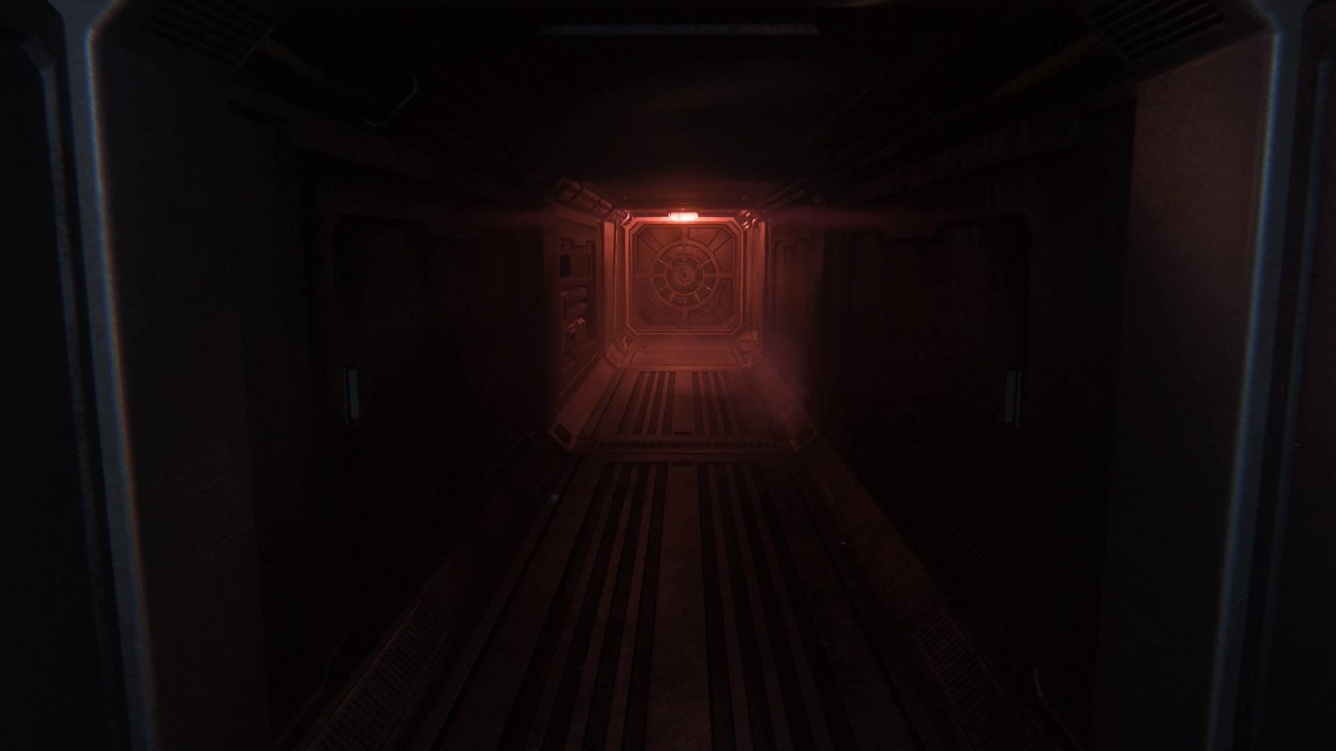 There is something particularly disturbing about being in the vents and knowing the alien is there too.
