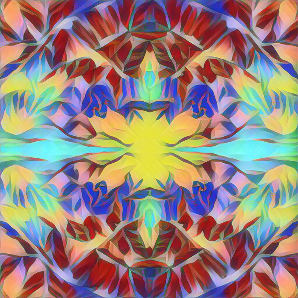psychedelic art, painting, colorful, visionary art, bright, fractal