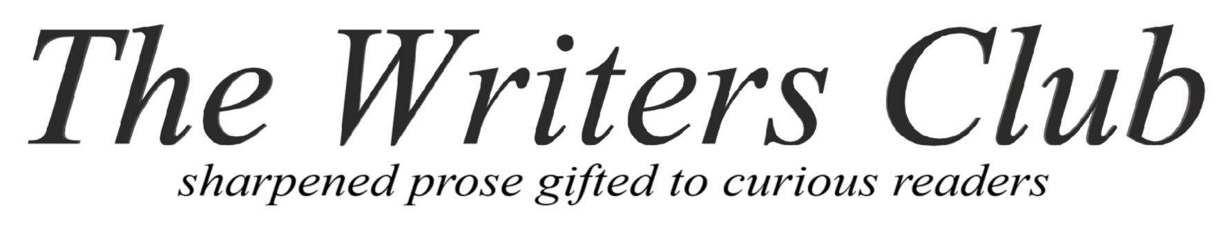 The Writers Club, writing, authors, writers, writer, write, prose, literature, poetry, flash fiction, short story, novel