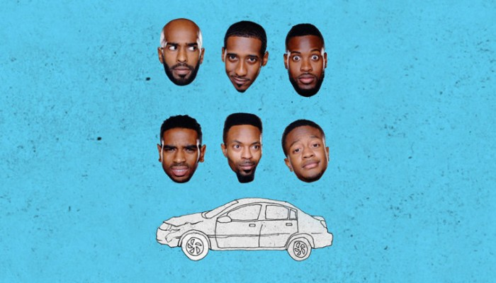 SIX GUYS ONE CAR - Comedy Central