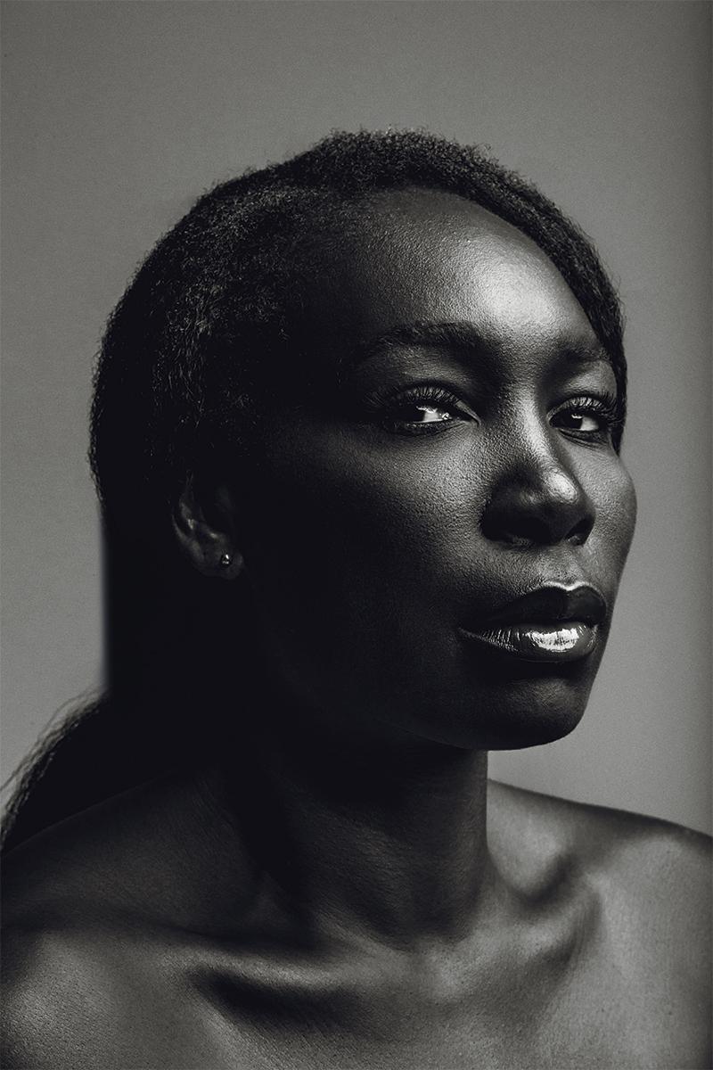 Venus Williams For Humanity Magazine
