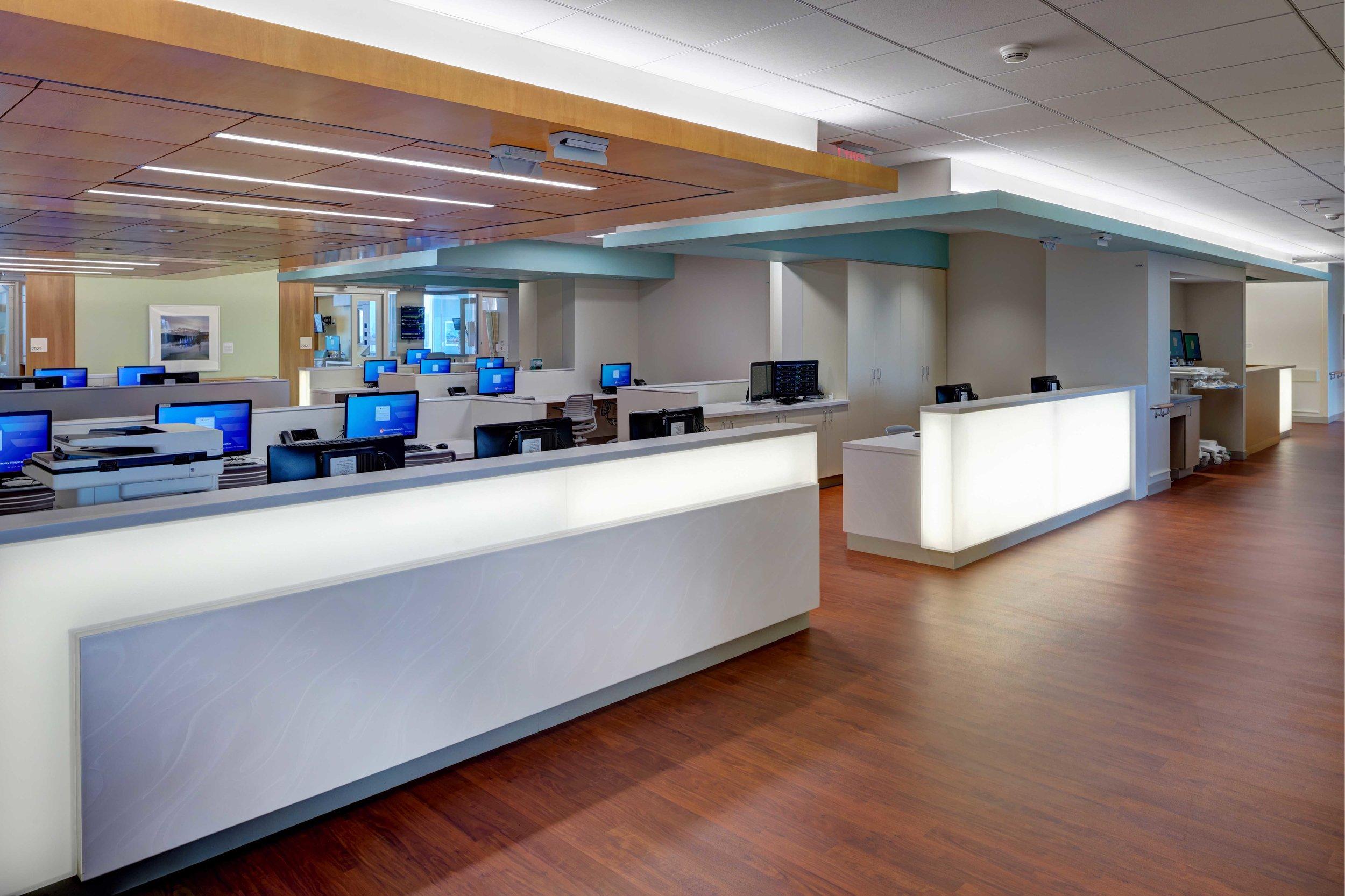 UNIVERSITY HOSPITALS CLEVELAND MEDICAL CENTER, INTENSIVE CARE UNIT