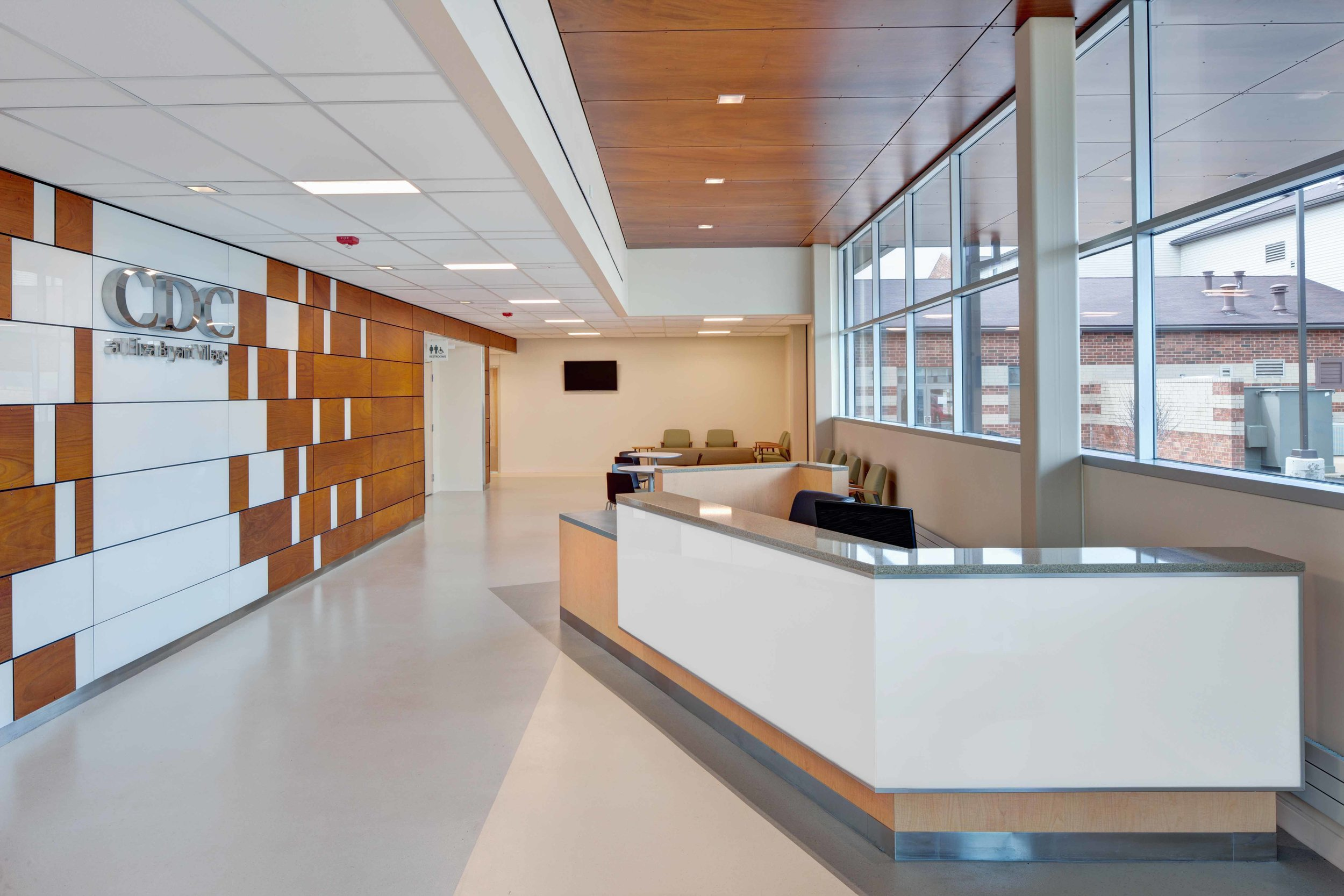 CENTERS FOR DIALYSIS CARE, ELIZA BRYANT