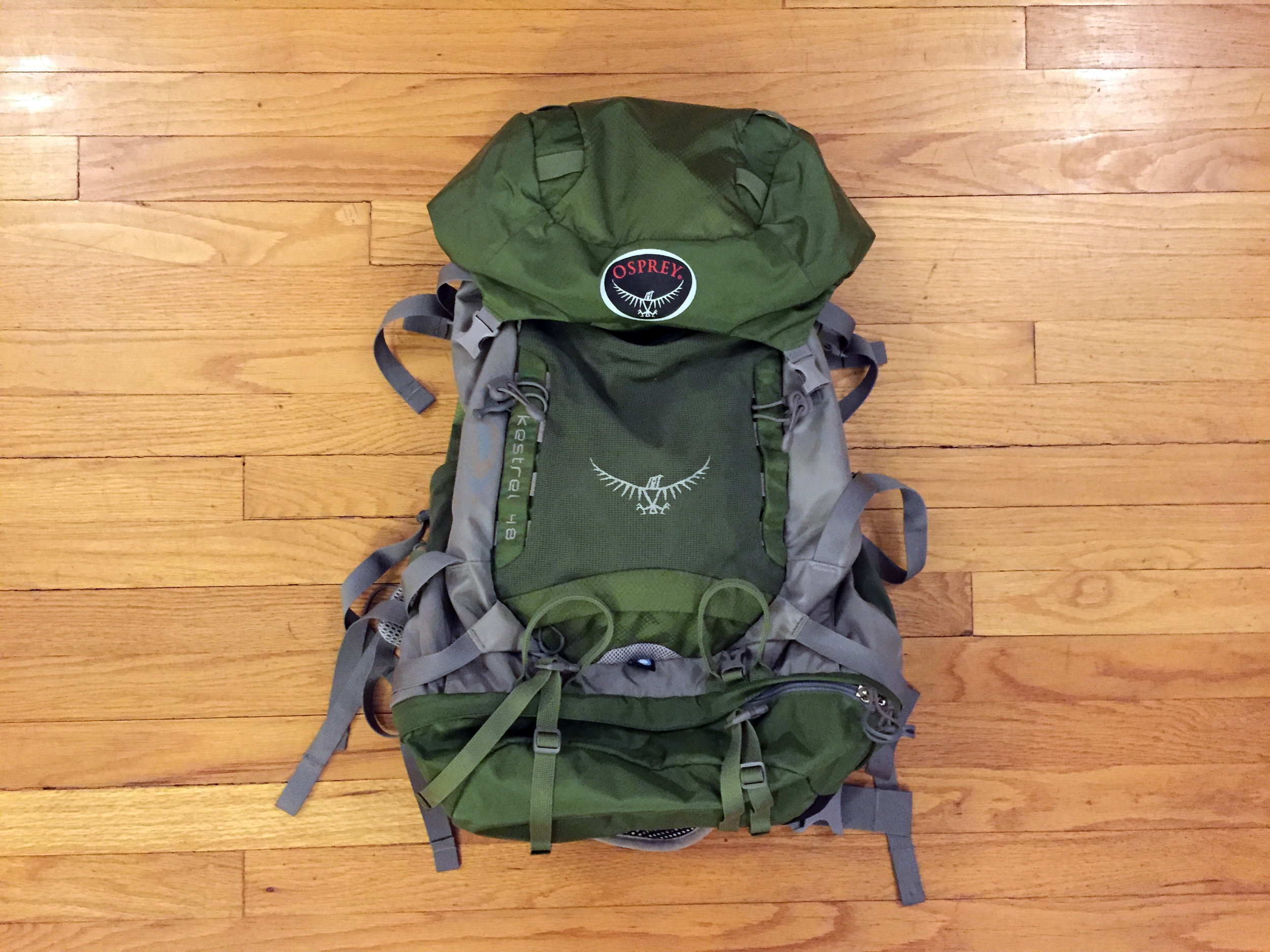 Osprey Kestler 48 Pack