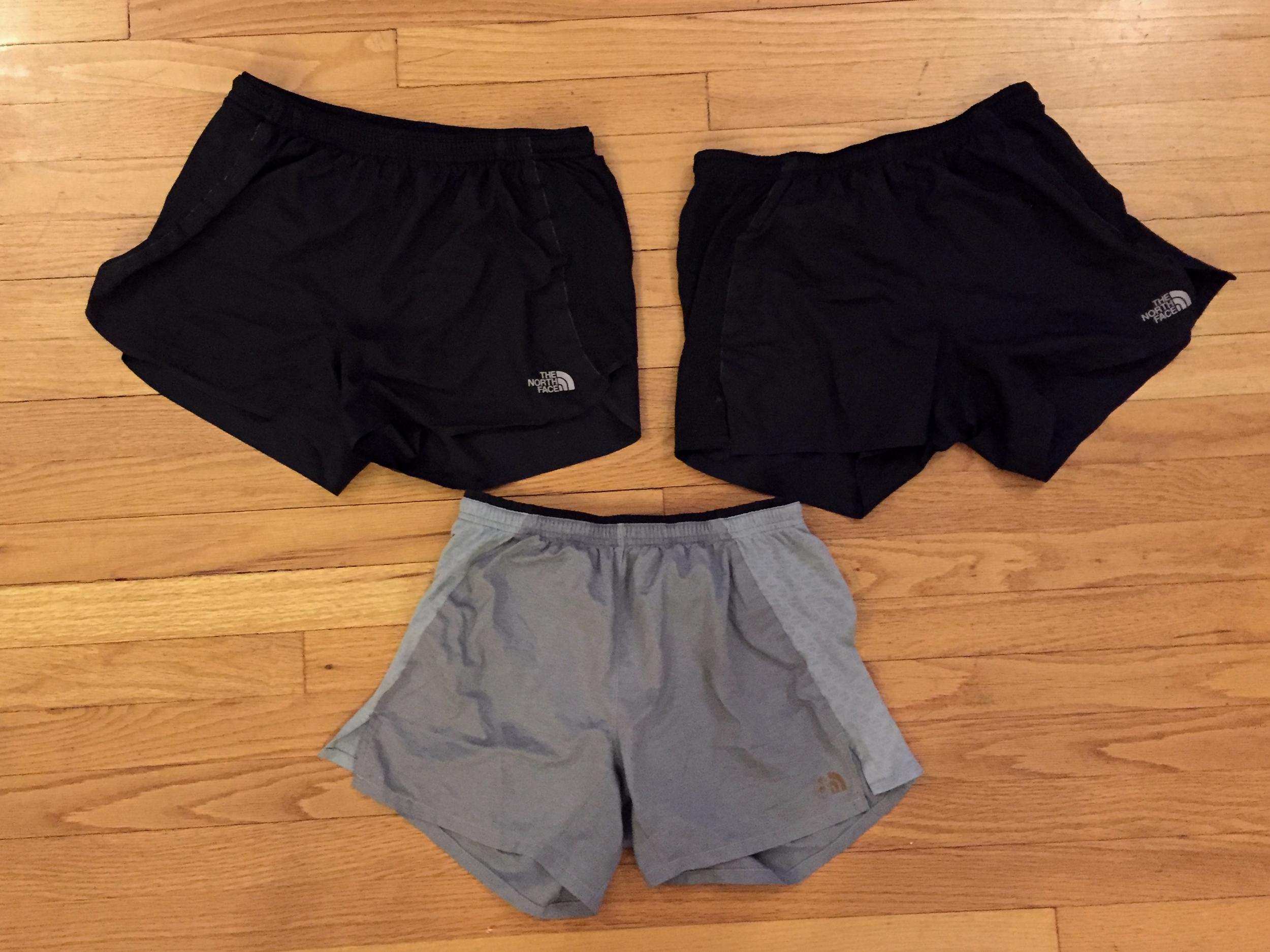North Face Flight Series Running Shorts