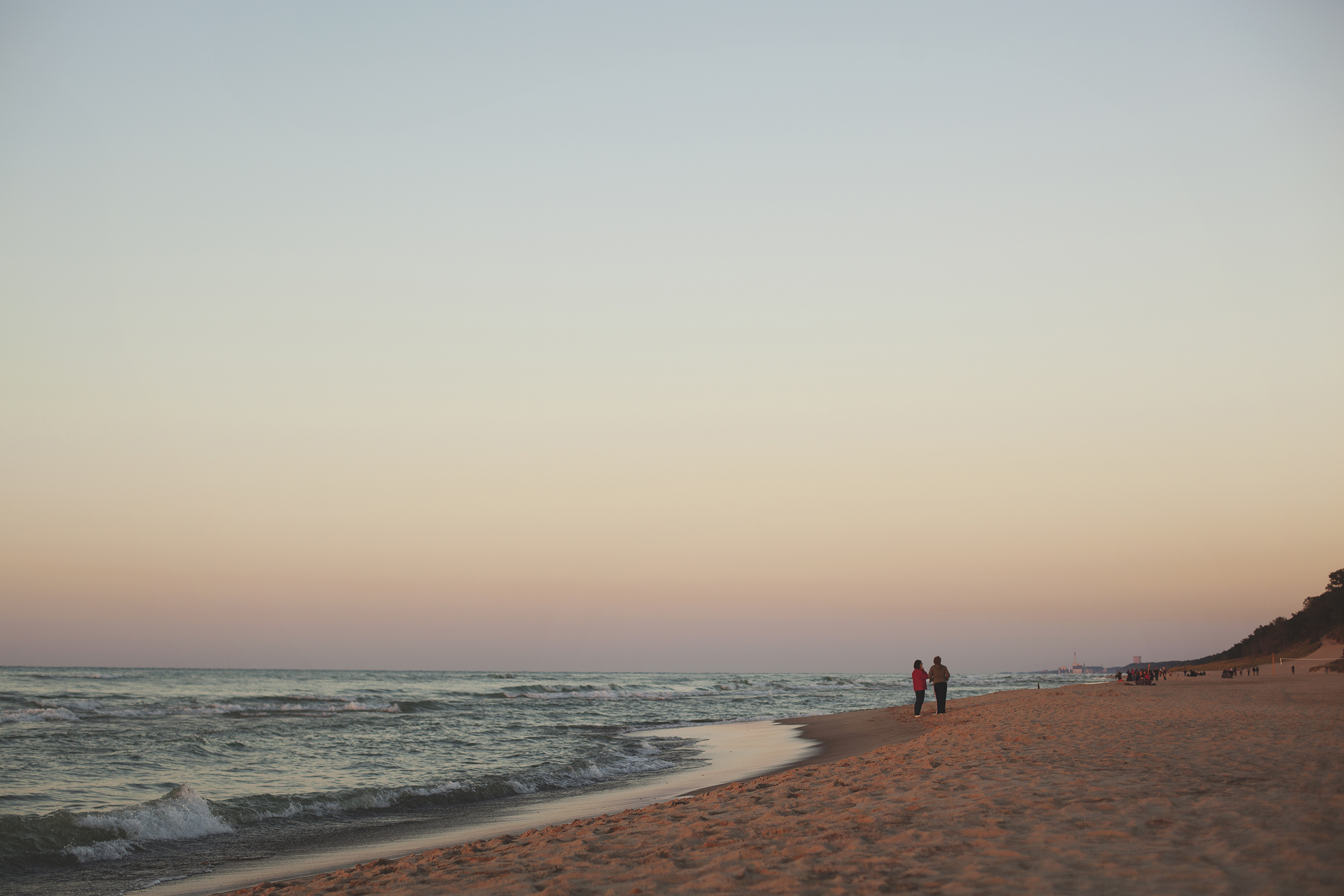 Indiana Dunes State Park, Indiana, Fall 2016