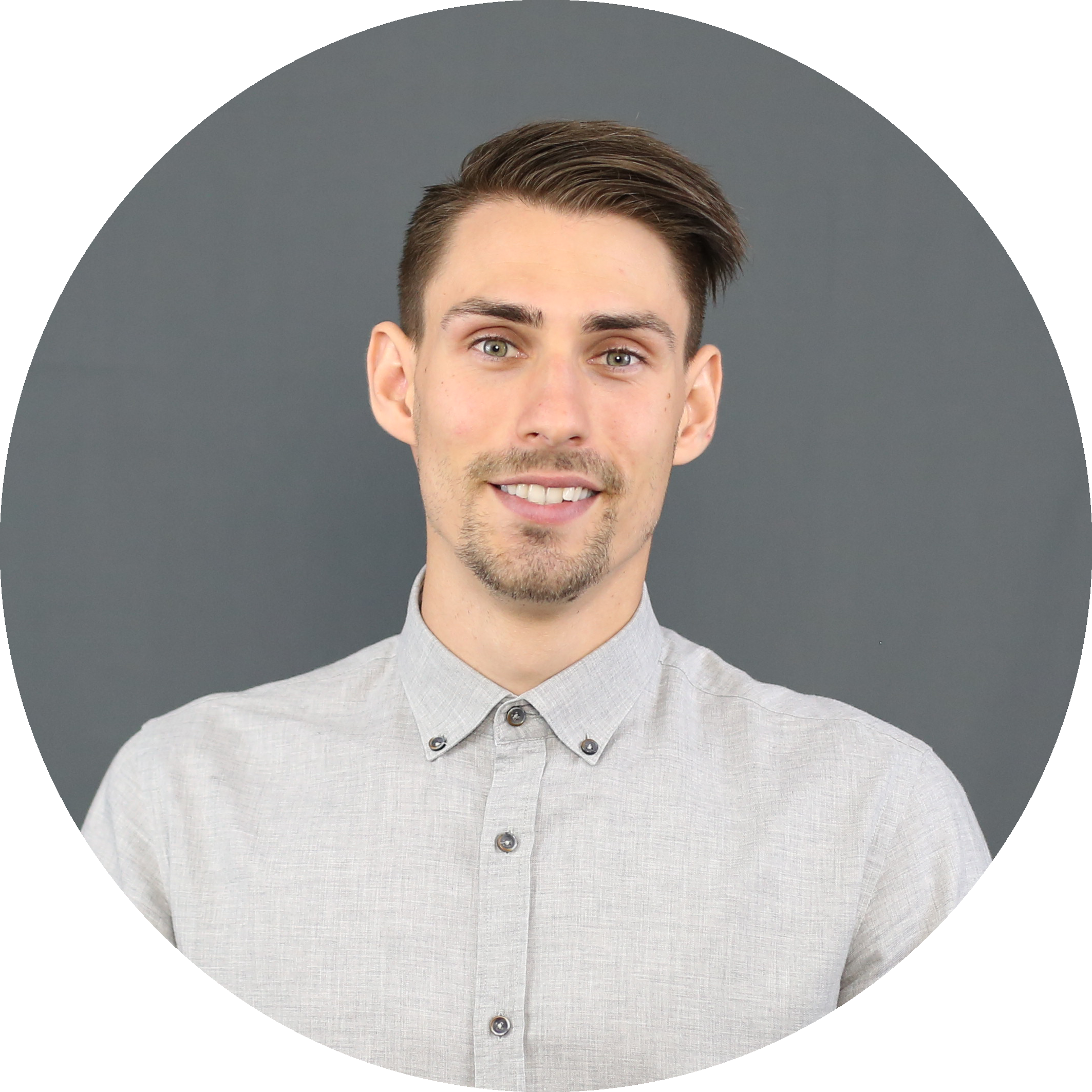 Sam Mihulet #Events Assistant