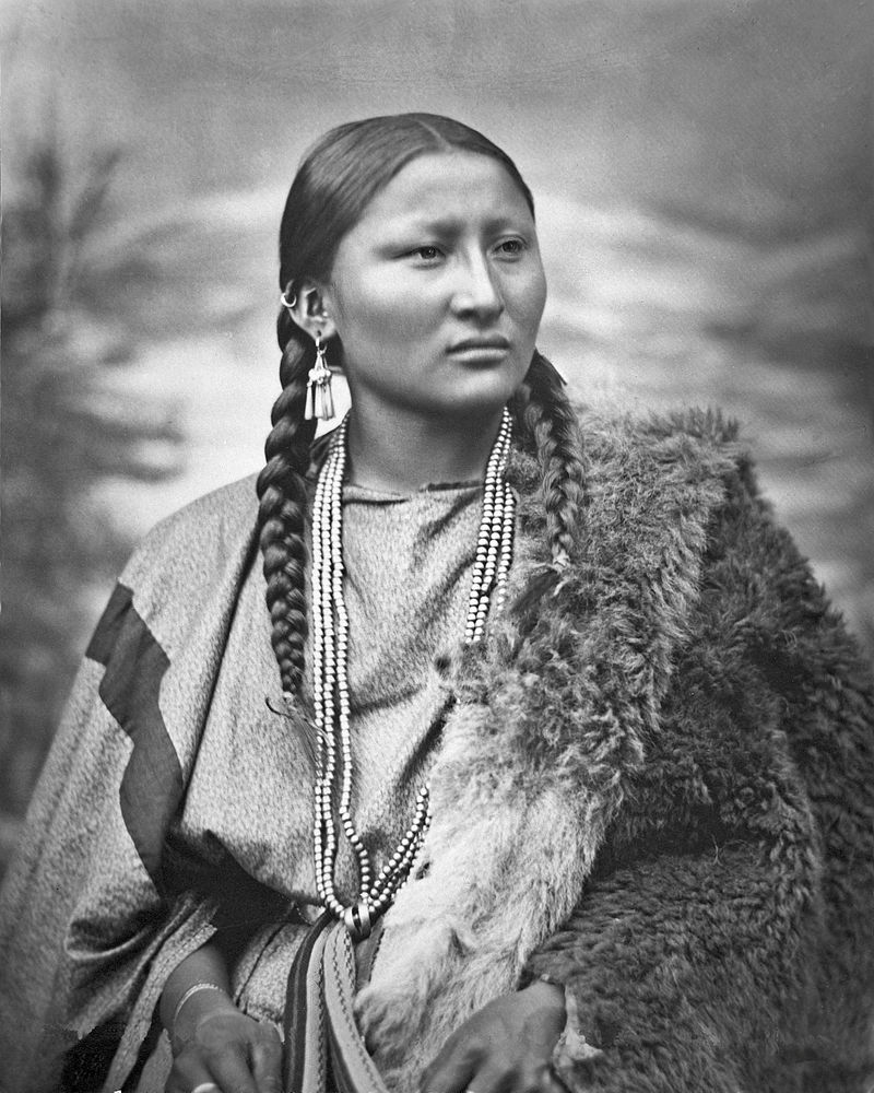 Pretty Nose, Cheyenne, 1879