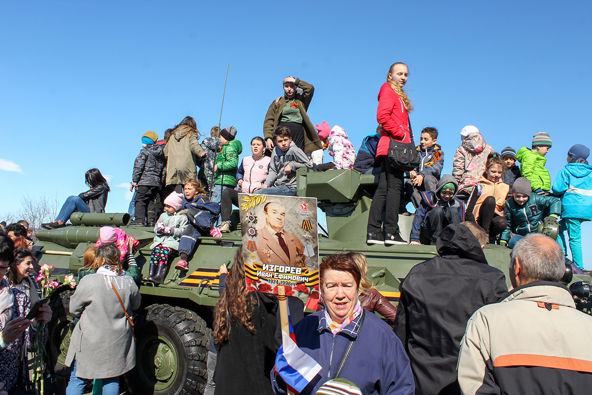 Some Russians believe Victory Day has been co-opted by the Putin regime to promote a nationalist agenda.
