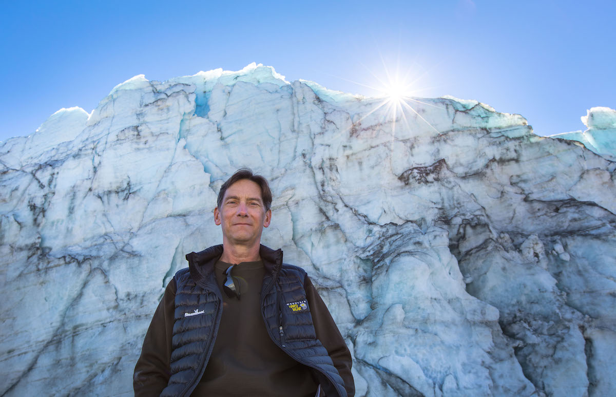 Jim White is the director of INSTAAR (Institute of Arctic and Alpine Research) and a professor of geological sciences at the University of Colorado Boulder.