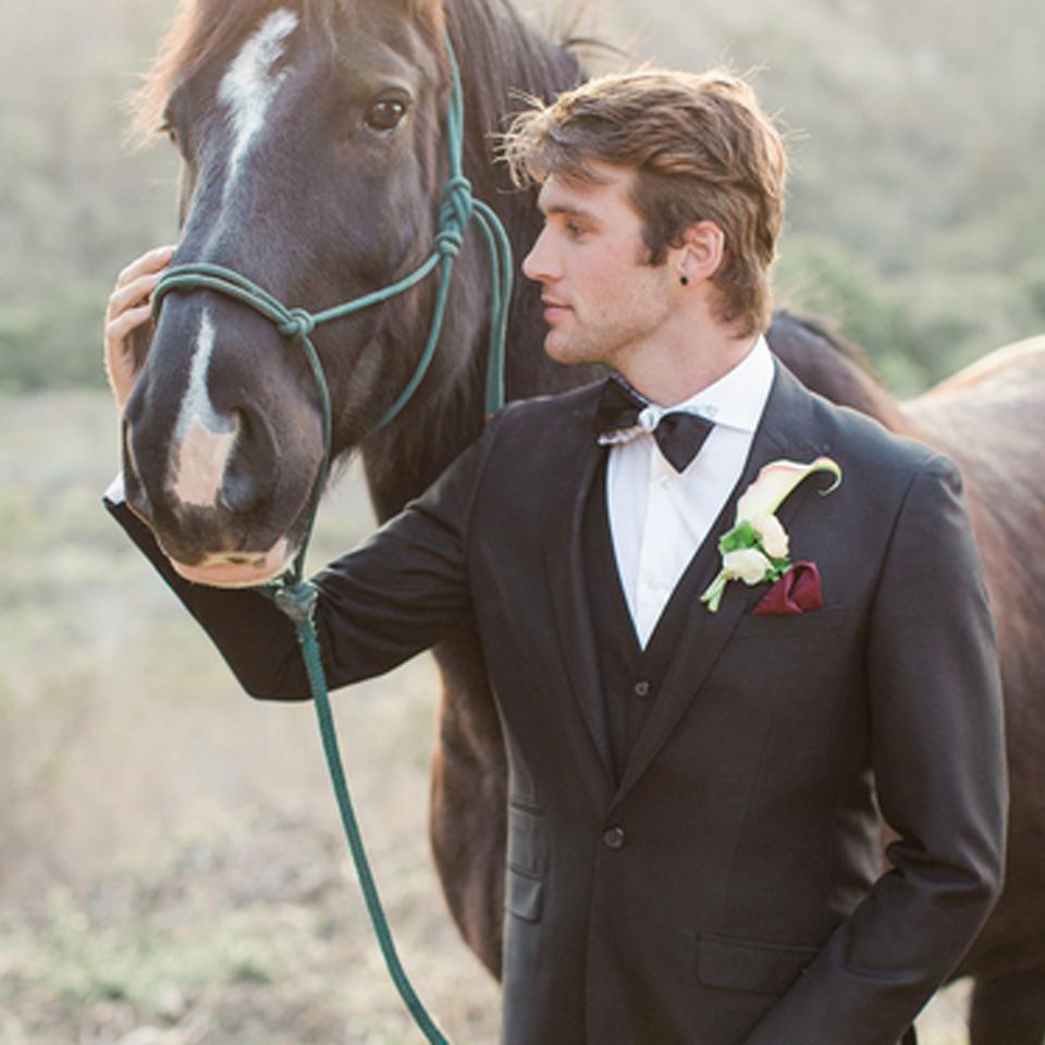 Custom Designed Wedding Suit