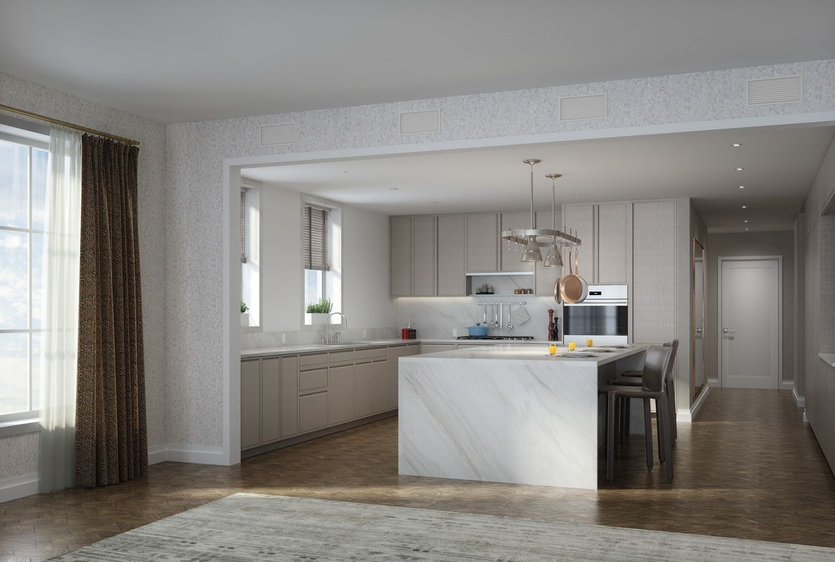 207 W 79 - Kitchen Area and Foyer.jpg