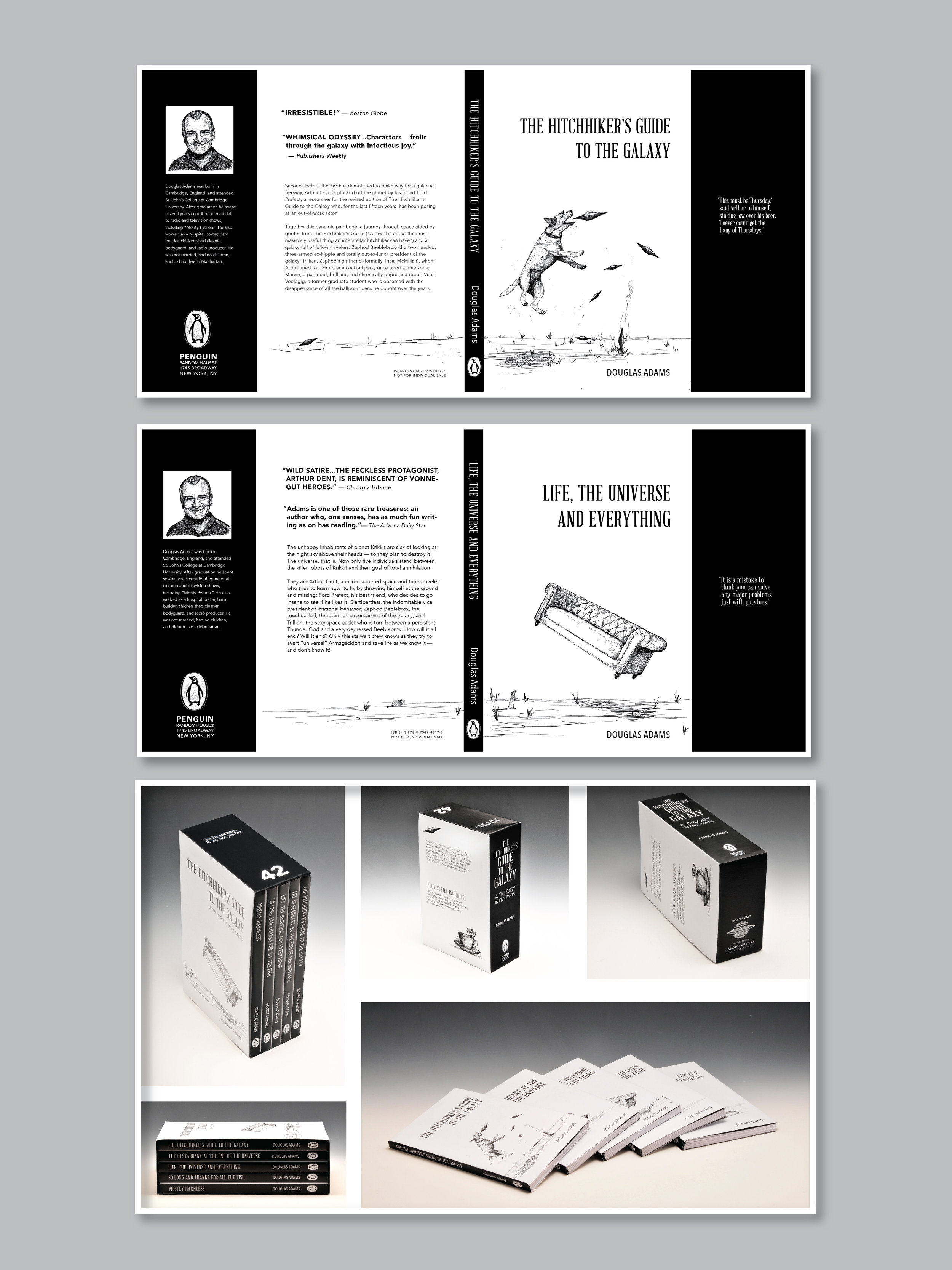 Book Cover Redesign and Collector's Edition Release