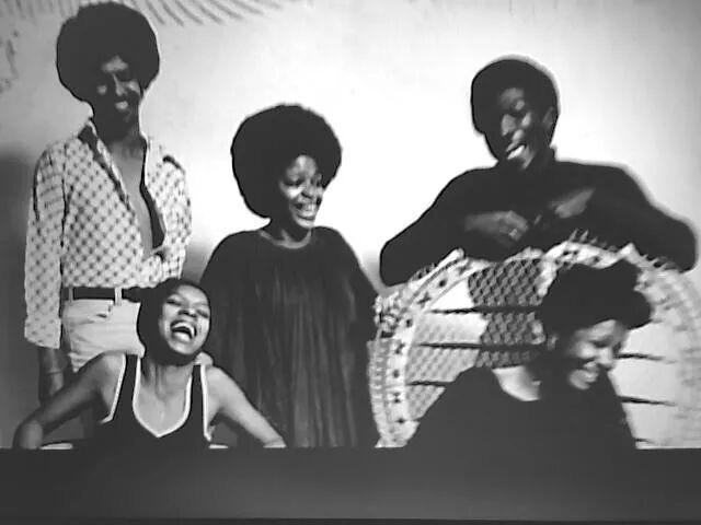 HOT TEA Howard University 1975