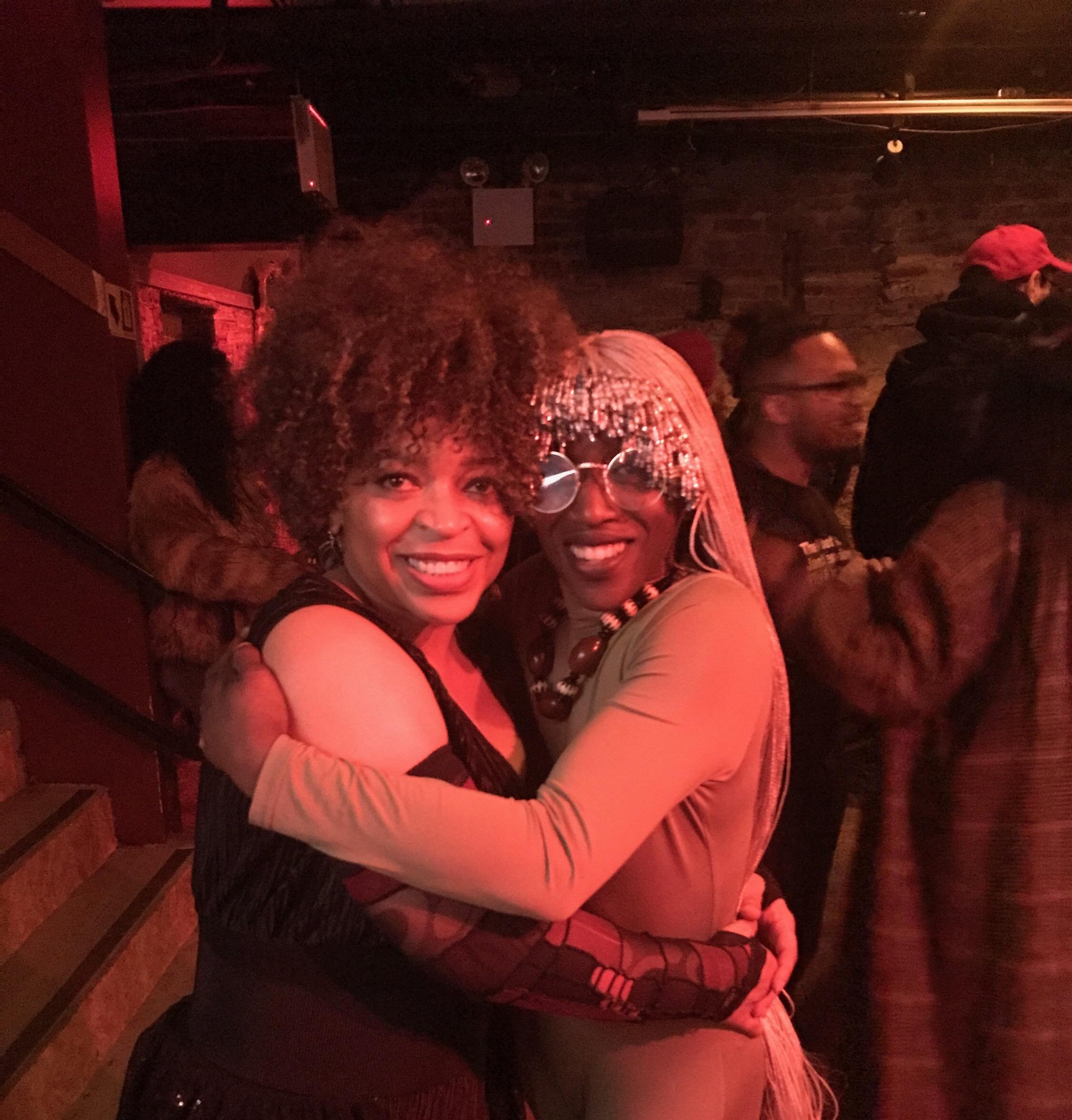 Tawatha and Yazarah at #RootsJamSessions2018