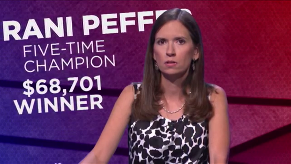"Photo: ""Jeopardy!"" courtesy of Jeopardy Productions, Inc."