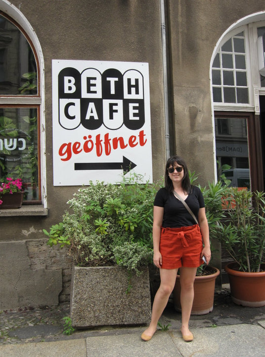 Beth Merfish Beth Cafe