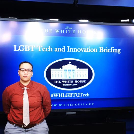 Shae recently had the chance to attend an LGBT tech briefing at the White House, where she got to meet United States Chief Technology Officer Megan Smith