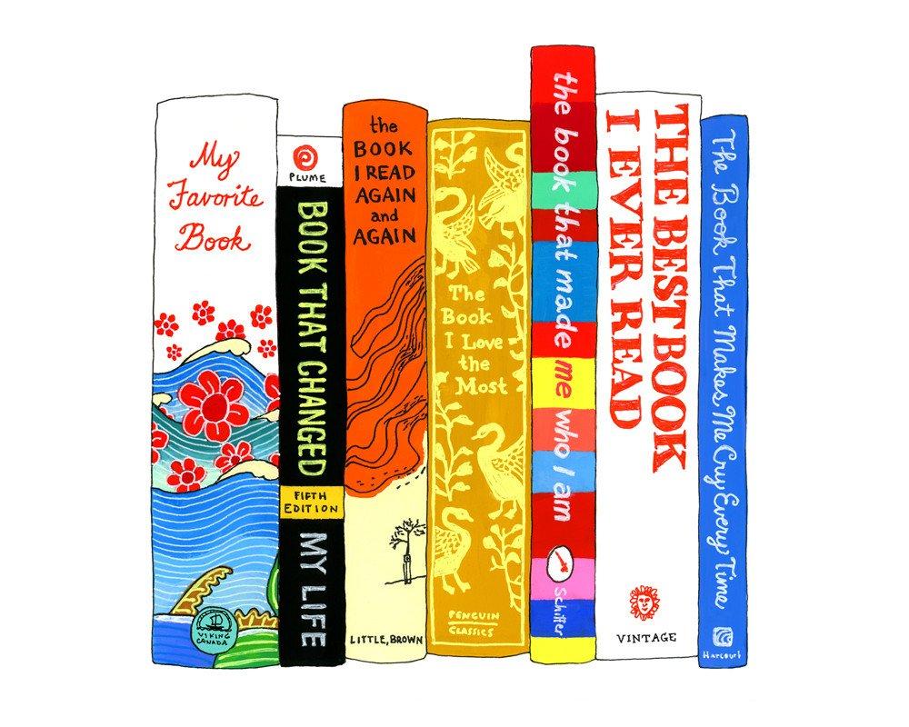 Image:  Ideal Bookshelf