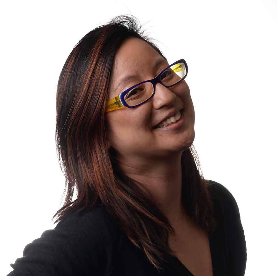 Amy Chu headshot