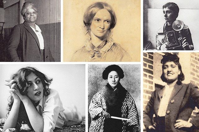 "What do these women have in common? The @nytimes has included them in its new series ""Overlooked,"" writing obituaries for women who weren't memorialized when they passed away. Some, like Ada Lovelace and Henrietta Lacks, made enormous contributions to the world that weren't evident when they died. For others, like Ida B. Wells, one of the most well-known and influential women of her time, well, there's just no excuse. So, for #internationalwomensday, remember the women who came before.  #overlooked"