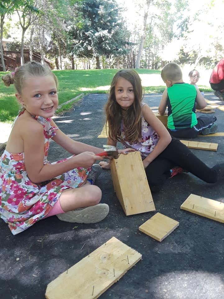 IS YOUR CHILD READY FOR THE CHALLENGE? -