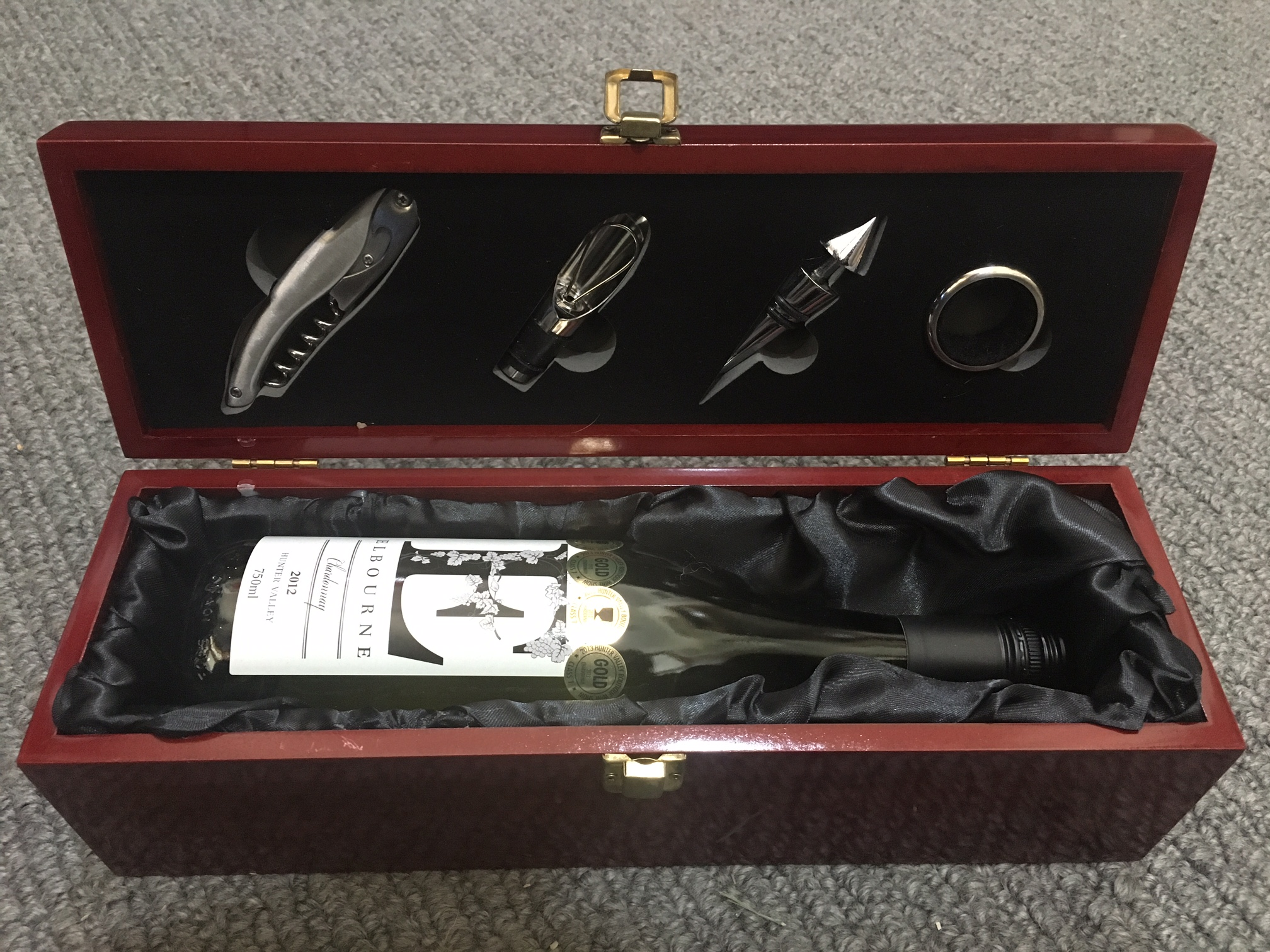 2012 Trophy winning Chardonnay collectors box set
