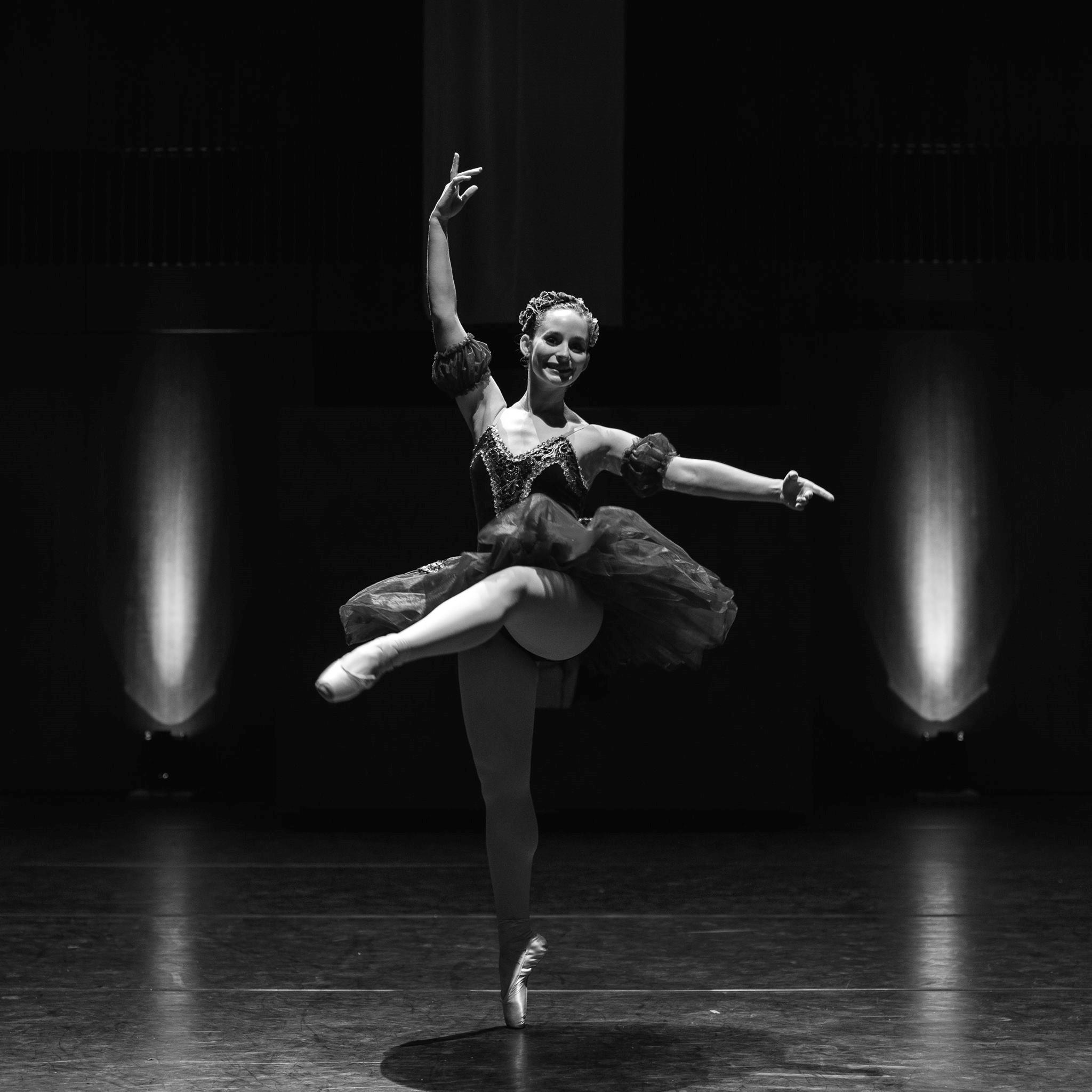 University Ballet of Chicago, Raymonda, 2014. PC: Varsha sundar