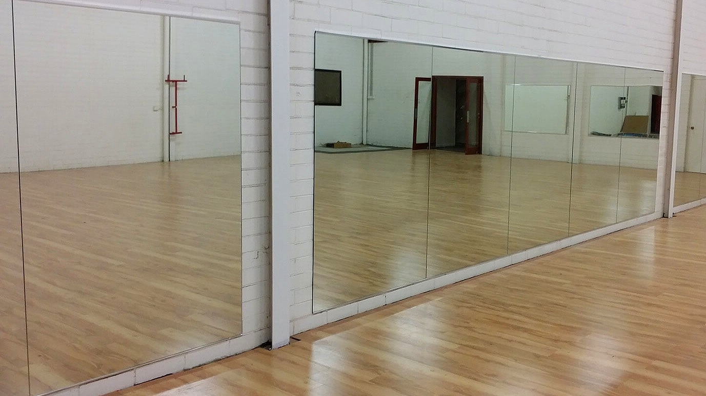 dance studio acrylic mirrors