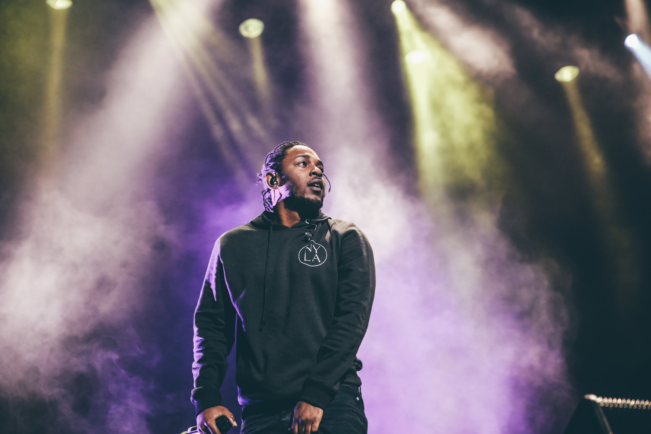 Kendrick Lamar, Rod Laver Arena