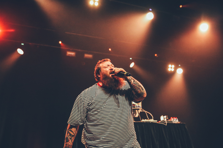 Action Bronson, The Forum