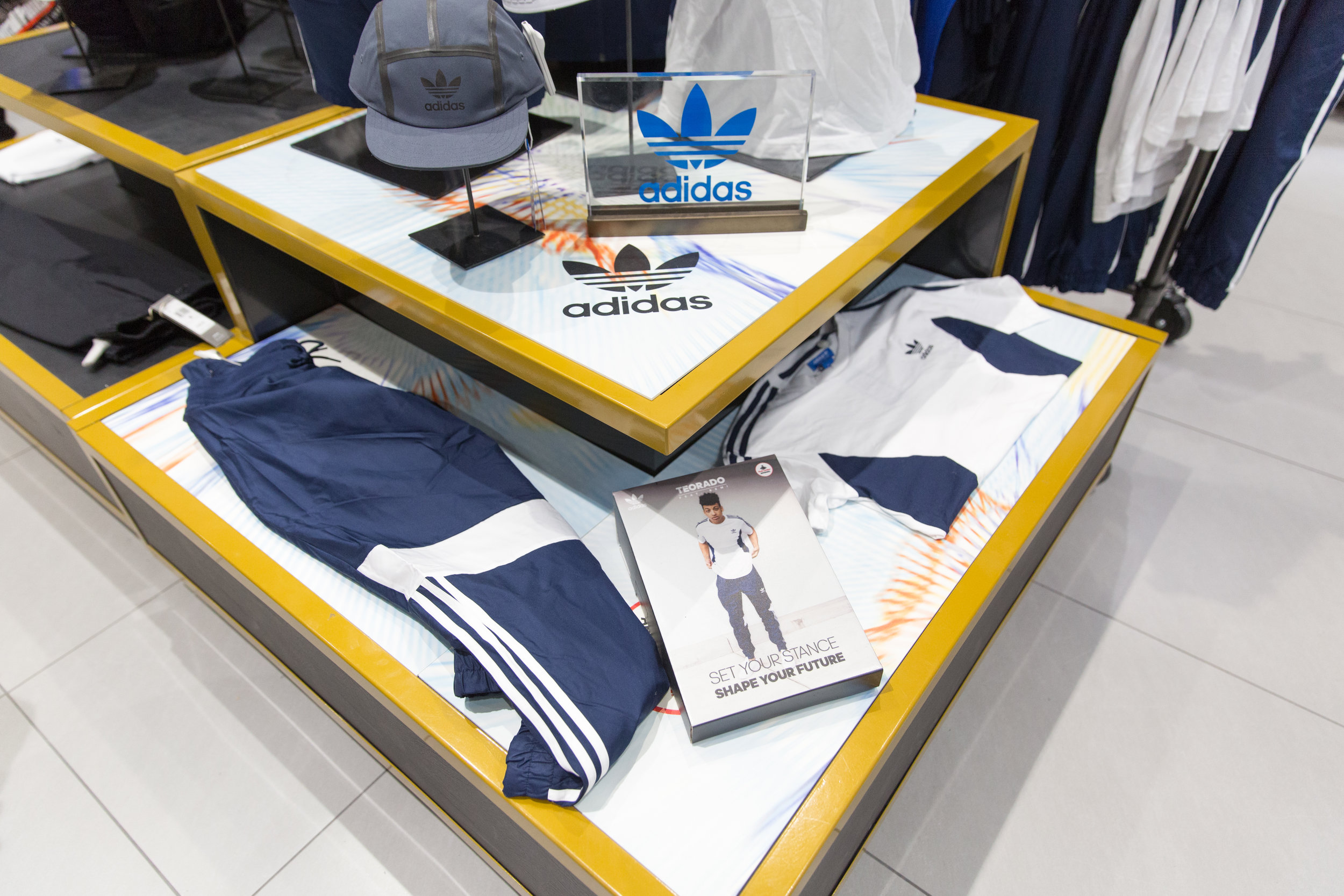 adidas originals x foot locker feat. remi