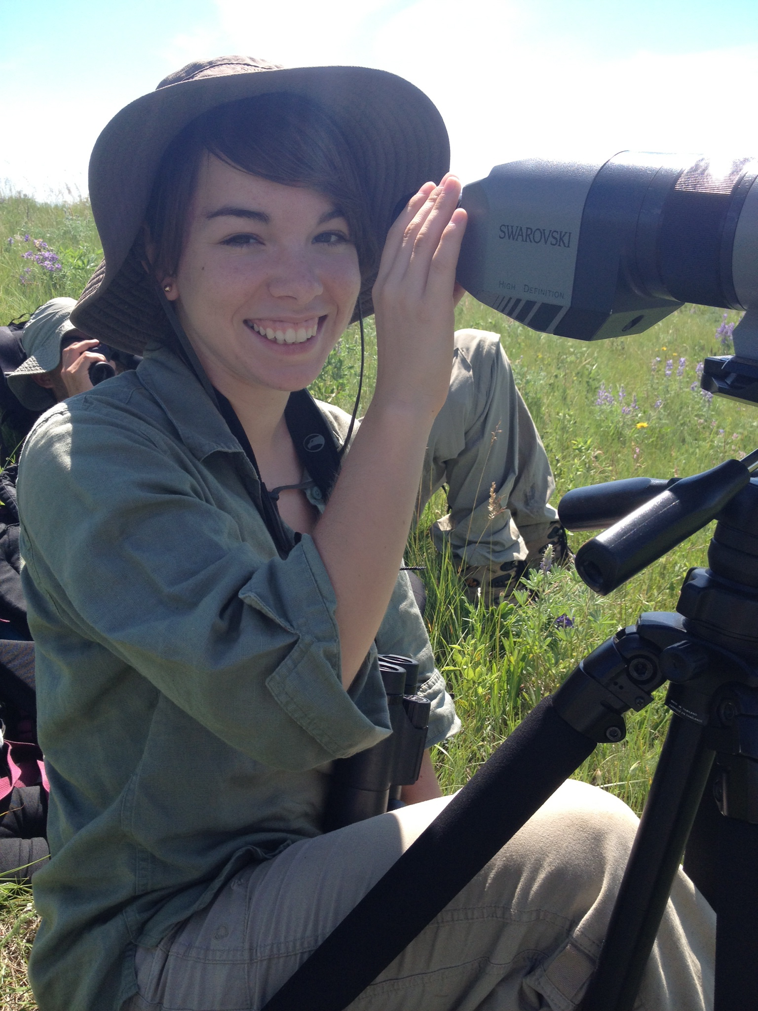 Maegwin Bonar | BSc (Winnipeg) | MSc (Memorial University of Newfoundland)