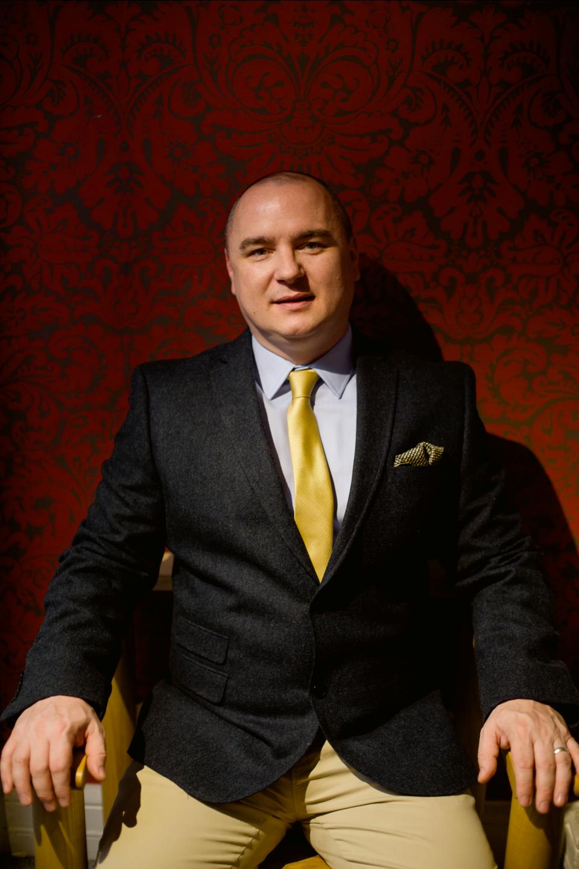 Aaron Harte, Port-P Technical Director