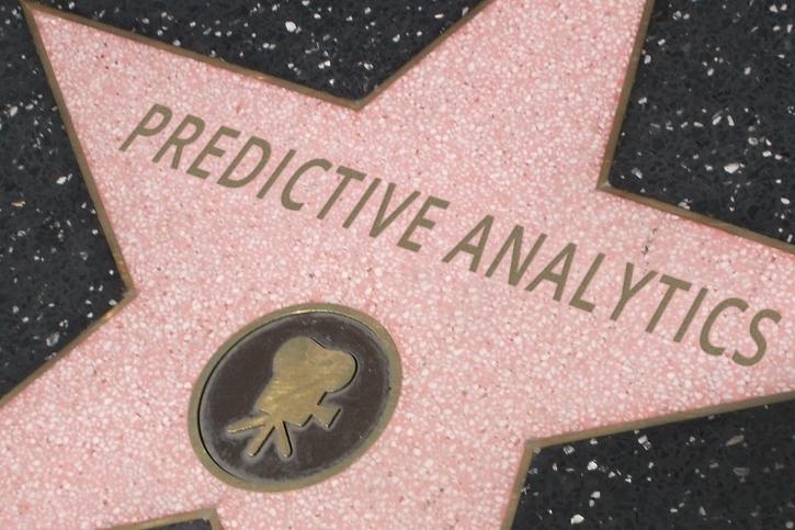 Predictive analytics walk of fame