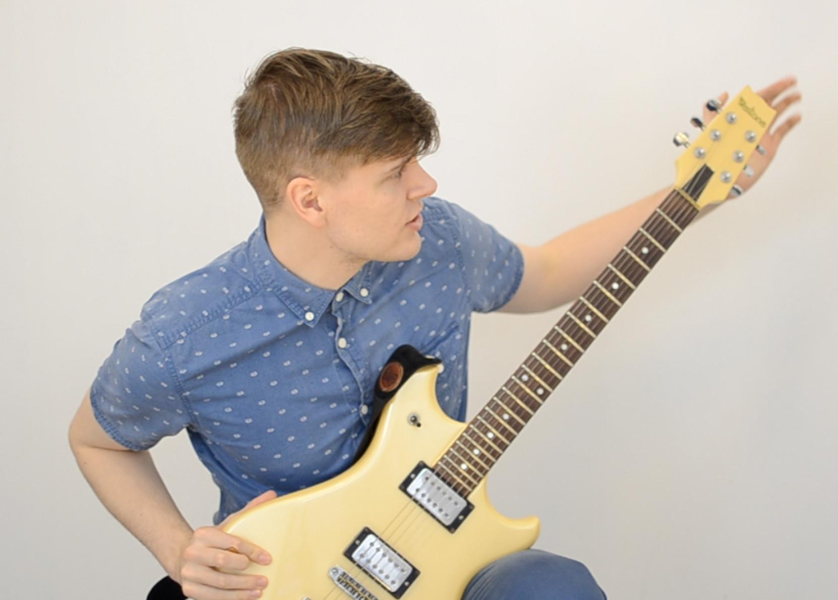 beginner guitar lessons and tricks