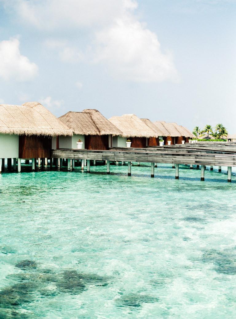 W Maldives Ocean Bungalows