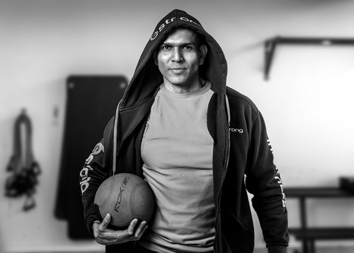 Uday Singh - Personal Trainer
