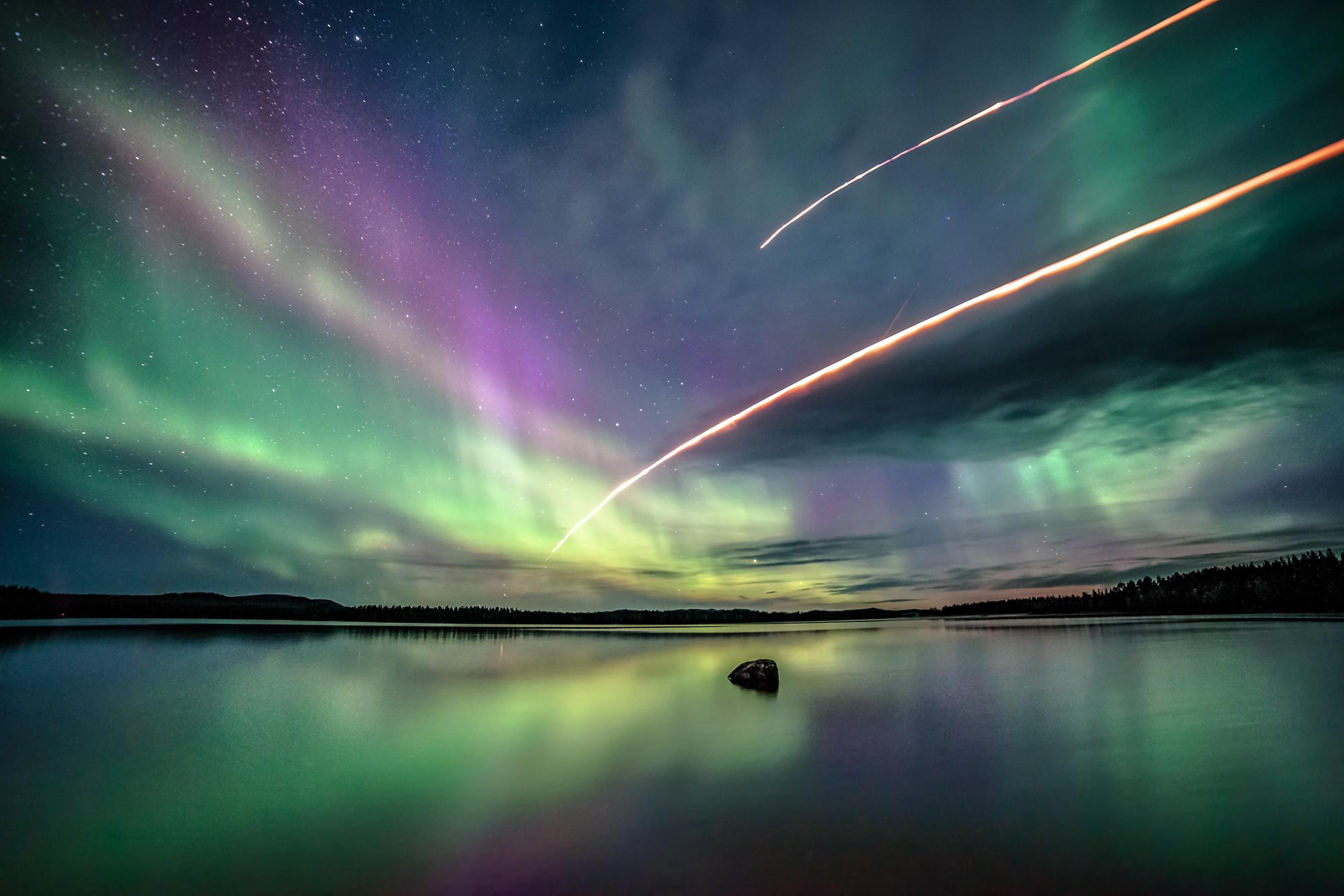 Landscape Photography Photographer Scenery North Scandinavia Nordics Travel